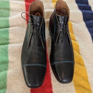 John Fluevog chukka boots